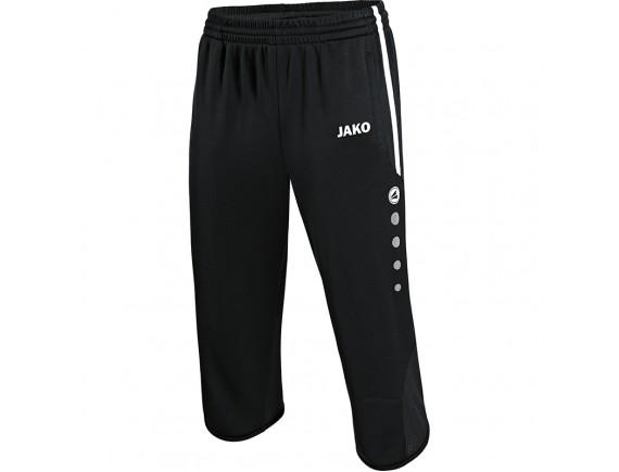 3/4 trening hlače Active - črne 08
