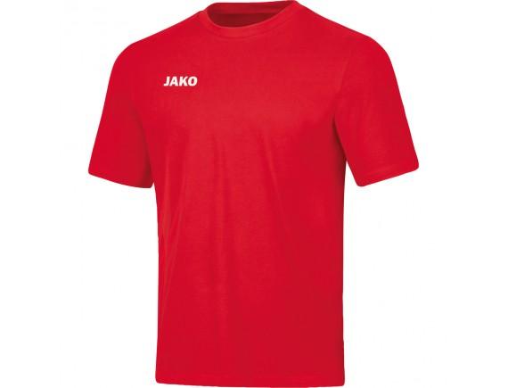Otroška t-shirt majica Base - rdeča 01