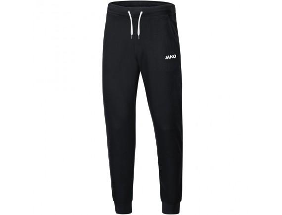 Jogging hlače na patent Base - črne 08
