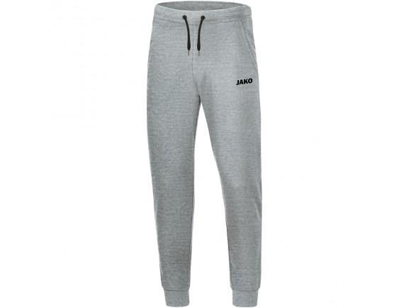 Jogging hlače na patent Base - sive 41
