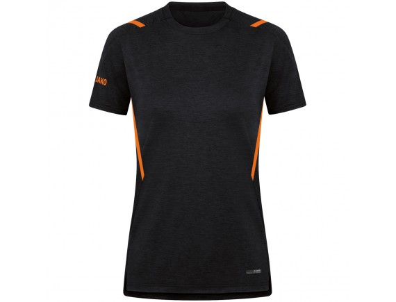 Ženska t-shirt majica Challenge- črna 506