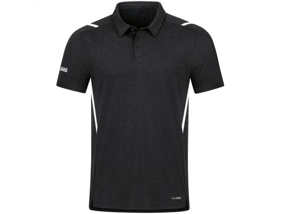 Polo majica Challenge - črna 501