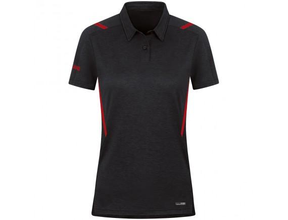 Ženska polo majica Challenge - črna 502