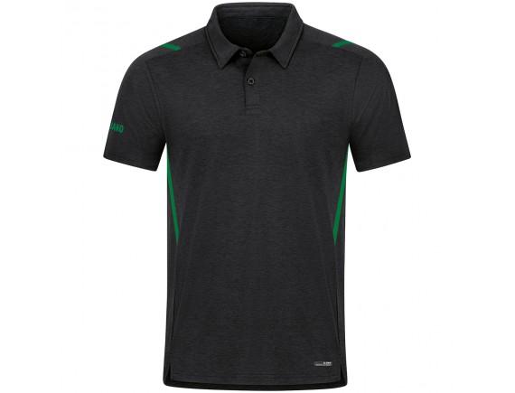 Polo majica Challenge - črna 503