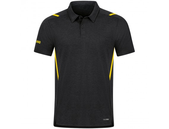 Polo majica Challenge - črna 505