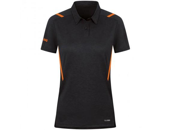 Ženska polo majica Challenge - črna 506