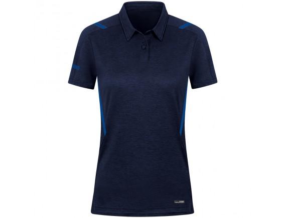 Ženska polo majica Challenge - modra 511