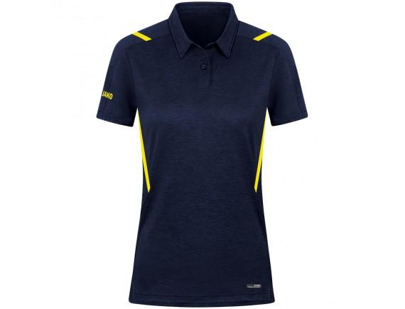 Ženska polo majica Challenge - modra 512