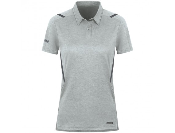 Ženska polo majica Challenge - siva 521