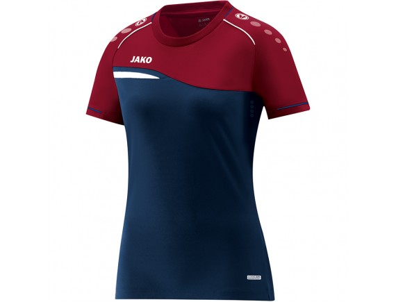 Ženska t-shirt majica Competition 2.0 - modra 09