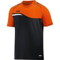 T-shirt majica Competition 2.0 - neon oranžna 19
