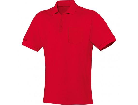 Polo majica Team z žepom