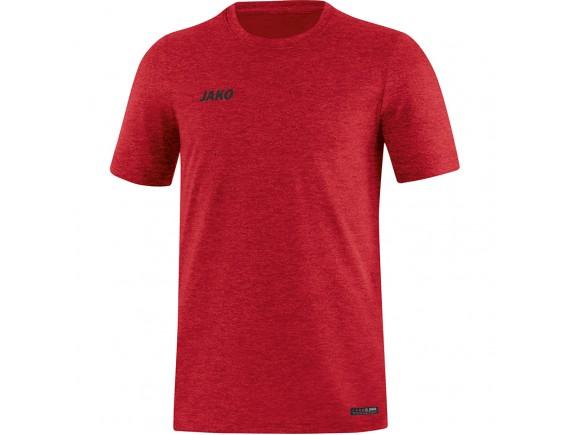 T-shirt majica Premium Basics - rdeča 01