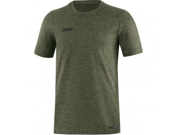 T-shirt majica Premium Basics - kaki 28