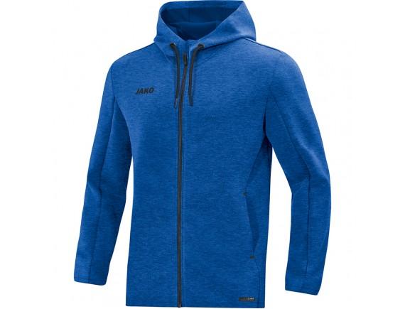 Jakna s kapuco Premium Basics - modra 04