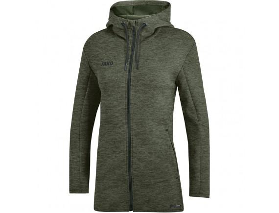 Ženska jakna s kapuco Premium Basics
