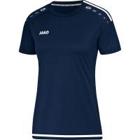 Ženska t-shirt majica Striker 2.0 - modra 99
