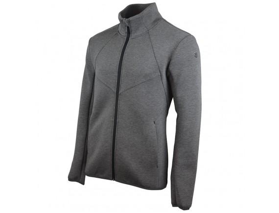 Prešita softshell jakna