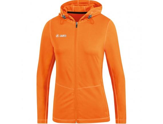 Ženska jakna s kapuco Run 2.0